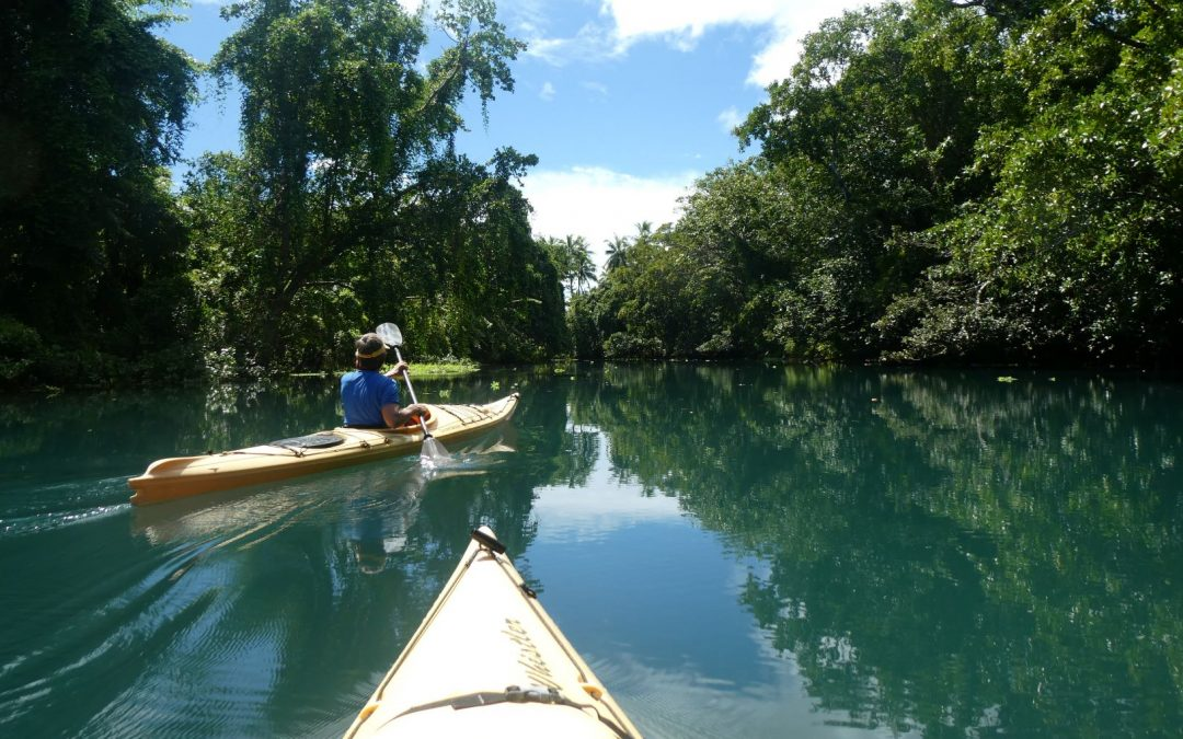 Jungle River Adventure Espiritu Santo – The Bor Bor River